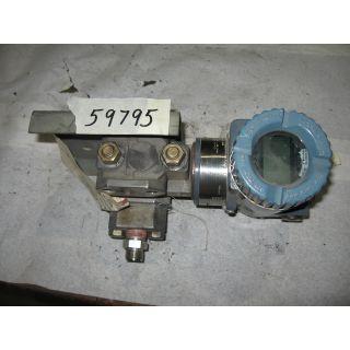 PRESSURE TRANSMITTER FOXBORO IDP10 - IDP10-D22C21C-M1KL1C1KT