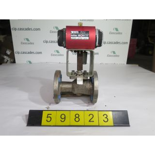 "BALL VALVE - WATTS SF2500 - 1.500"" - USED"