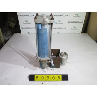 "BALL VALVE - VELAN EE 1000 WOG - 2"" - USED"