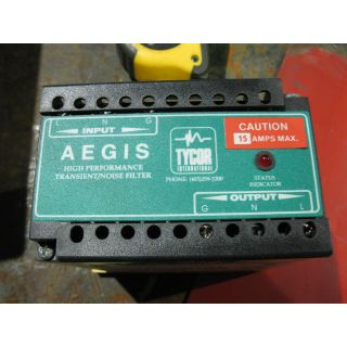 TRANSIENT NOISE FILTER - TYCOR AGS-120-15-X