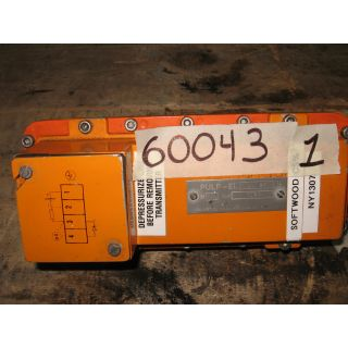 ELECTRONIC PULP CONSISTENCY TRANSMITTER - VALMET - PULP-EL - LL 2W