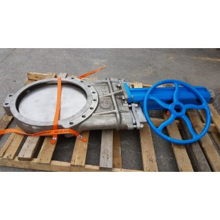 "KNIFE GATE VALVE - 24"" - NAQIP - MANUAL"