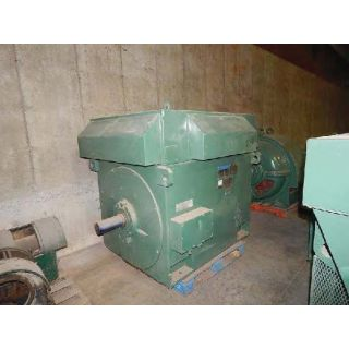 MOTOR - AC - WESTINGHOUSE - 1500 HP - 1200 RPM - 2300 VOLTS