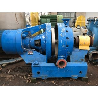 """Pre-Owned - REFINER - SPROUT-BAUER - 34 TF-III - DISC REFINER - 34"""" - FOR SALE"""