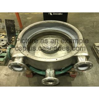 REMANUFACTURED - COMBISORTER LOWER HOUSING - VOITH - SIZE 12