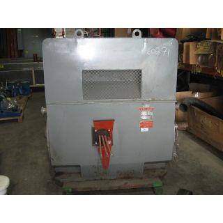 MOTOR - AC - WESTINGHOUSE - 400 HP - 700 RPM - 4160 V