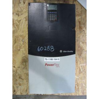 DRIVE - AC - 75 HP - ALLEN-BRADLEY - POWERFLEX 700 - 20B D 096 A 0 AYNAND0
