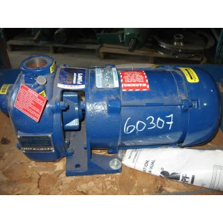 "PUMP - GORMAN-RUPP  SERIES 80 - 1.250"" NPT"