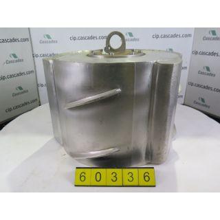 NS II ROTOR - PRESSURE SCREEN - BLACK CLAWSON UV-200 - FOR SALE