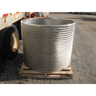"BASKET SLOTTED 0.008""  - VOITH 30 V.S. - PRESSURE SCREEN BASKET VOITH 30"