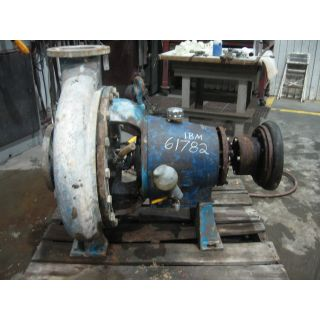 PUMP - GOULDS 3175 M - 6 X 8 - 22 - USED
