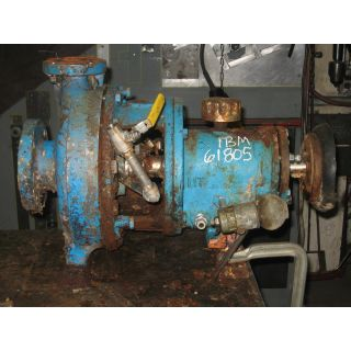 PUMP - GOULDS 3196 MTX - 1.5 x 3 - 10