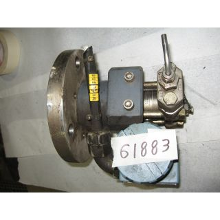 "3"" FLANGE PRESSURE TRANSMITTER FOXBORO  867DF - 867DF-MD1SSE-A"