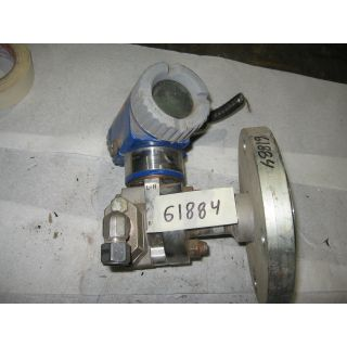 "PRESSURE TRANSMITTER FOXBORO - IDP10-TF1C01C-L1 - 3"" FLANGE"