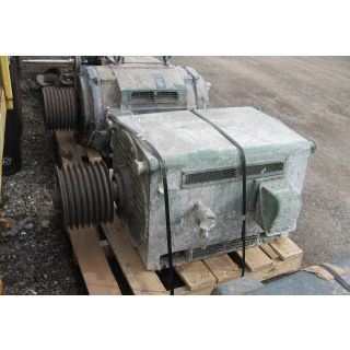 MOTOR - AC - WESTINGHOUSE - 250 HP - 1200 RPM - 4000 VOLTS
