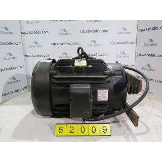 MOTOR - AC - BALDOR - 20 HP - 3600 RPM - 575 VOLTS
