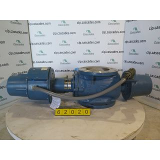 "BASIS WEIGHT VALVE - DEZURIK PPE - 8"" - USED"