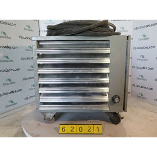 CALORITECH 10 KW HEATER MODEL: GX 108