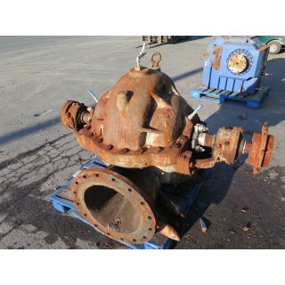 USED FAN PUMP - CANADA PUMP - 16 SL - 18 x 16 - 19 - FOR SALE