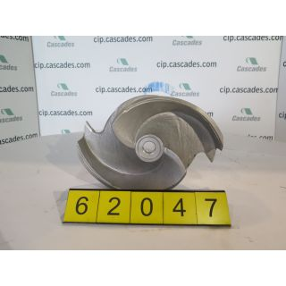STORE SURPLUS IMPELLER - GOULDS 3175 S - 4 X 6 - 14 - ITEM 101 - PARTS #: 257-101-1203 FOR SALE