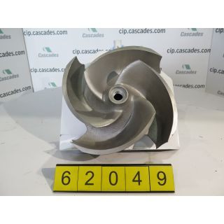 IMPELLER - GOULDS 3175 ST - 6 x 12 - 14 - Item 101 - Parts #: D00130A02-1203 - FOR SALE