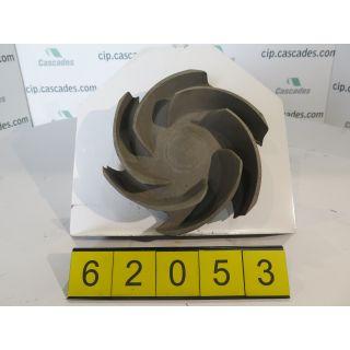 IMPELLER - GOULDS 3196 MT - 4 x 6 - 10 - Item 101 - Parts #: 101-527-1013 - FOR SALE