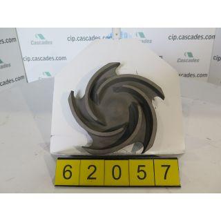 IMPELLER - GOULDS 3196 MT - 3 x 4 - 10 - Item 101 - Parts #: 100-598-1013 - FOR SALE