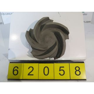 IMPELLER - GOULDS 3196 MT - 3 x 4 - 8G - Item 101 - Parts #: 100-166-1013 - FOR SALE