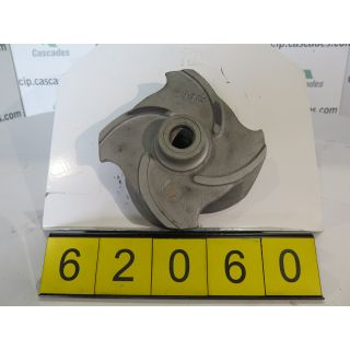 IMPELLER - GOULDS 3196 MT - 3 x 4 - 8 - Item 101 - Parts #: 100-164-1013 - FOR SALE