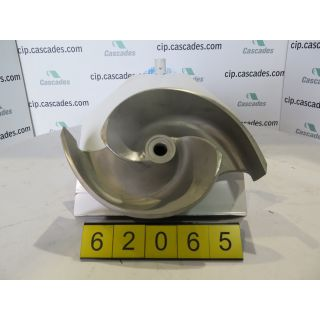 IMPELLER - GOULDS 3175 S - 6 x 8 - 14 - Item 101 - Parts #: 257-103-1203 - FOR SALE