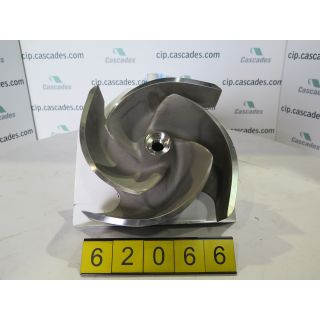 IMPELLER - GOULDS 3175 ST - 6 x 8 - 14 - Item 101 - Parts #: D00130A02-1203 - FOR SALE