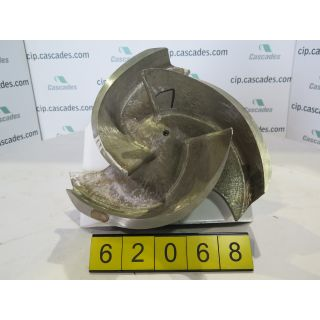 IMPELLER - ALLIS-CHALMERS PWO A2 - 10 x 8 - 17 - Parts #: 98-530-477 - FOR SALE