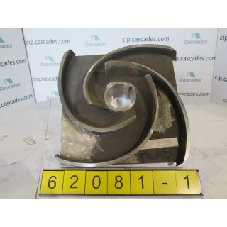 1 of 2 - NEW IMPELLER - BABCOCK WILCOX - PRN-O - 4 x 8 - 17 - FOR SALE