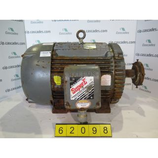 USED ELECTRIC MOTOR - AC - BALDOR - 50 HP - 1800 RPM - 575 Volts - FOR SALE - ECP84115T-5