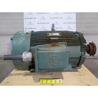 MOTOR - AC - WESTINGHOUSE - 200 HP - 1185 RPM - 575 VOLTS