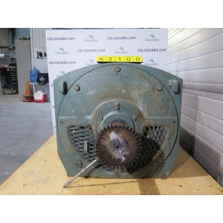 USED ELECTRIC MOTOR - AC - TAMPER - 200 HP - 1200 RPM - 2300 Volts - FOR SALE