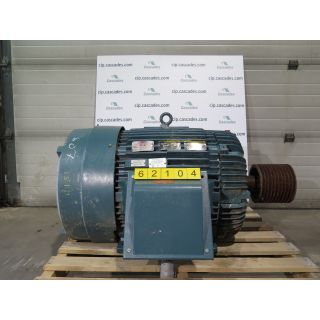 MOTOR - AC - BALDOR - 100 HP - 1200 RPM - 575 VOLTS