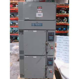 MEDIUM VOLTAGE - CONTACTOR - WESTINGHOUSE - HLF 430