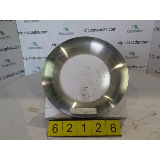 NEW SUCTION SIDEPLATE - GOULDS 3175 M - 8 x 10 - 14 - Item #: 176, Parts #: 104-440-1203 - FOR SALE
