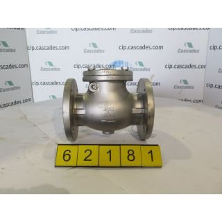"CHECK VALVE - HAITIMA - 3"" - STORE SURPLUS"