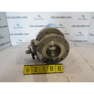 BALL VALVE - JAMESBURY 9150-31-3600-XT22 - 4""