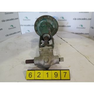 "GLOBE VALVE - FISHER EZ - 0.750"" - USED"