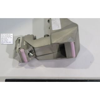 VOITH Paper - Duo Cleaner - Cleaning Head - DCE Cleaning Boot 90° fitted with 2 ceramic bars - VOITH 843943