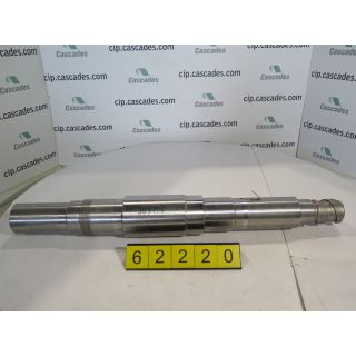 NEW SHAFT - AHLSTROM APT5 - Item 210 Shaft Parts #: 2837950133 - FOR SALE