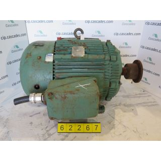 MOTOR - AC - WESTINGHOUSE - 75 HP - 1777 RPM - 575 VOLTS
