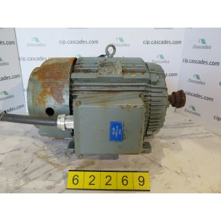 MOTOR - AC - HICO - 30 HP - 3600 RPM - 575 V - FRAME: 286TS - FOR SALE
