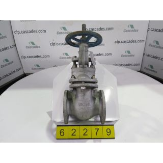 "GATE VALVE MANUAL - Mc AVITY - 2"" - USED"
