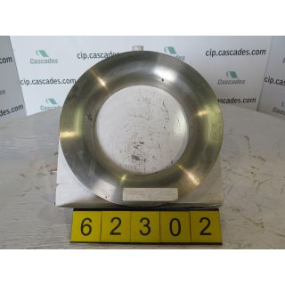 SUCTION SIDE PLATE - BABCOCK-WILCOX - 104040-1