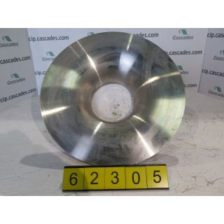SIDE PLATE - BABCOCK-WILCOX PRN-O - 4 X 8 - 17