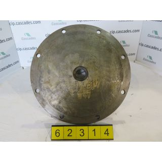 "USED - STUFFING BOX COVER - WEMCO BPE - 15"" - FOR SALE"